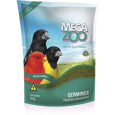 Ração Megazoo para Germinex 900g
