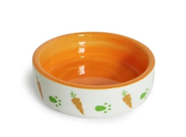 Ração para Porquinho da Índia 500g Comedouro Cerâmica