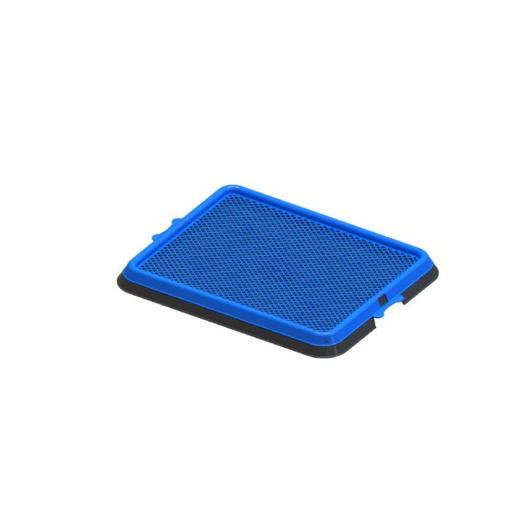 Sanitario higienico gran canino azul Pet Injet