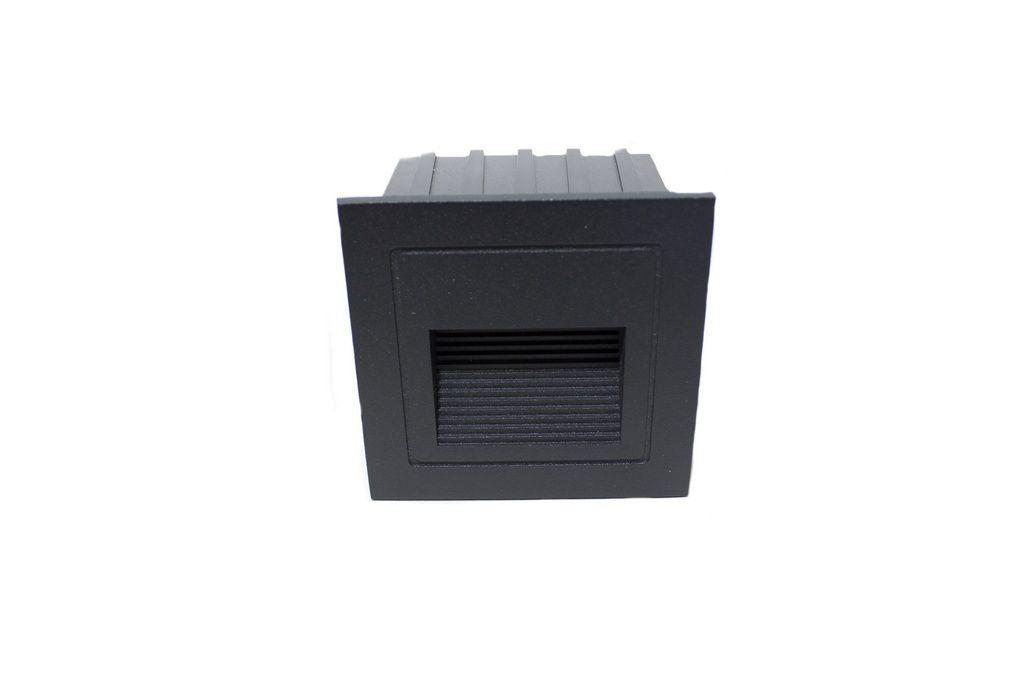 Balizador de Parede 2w LED - Para ambientes externos