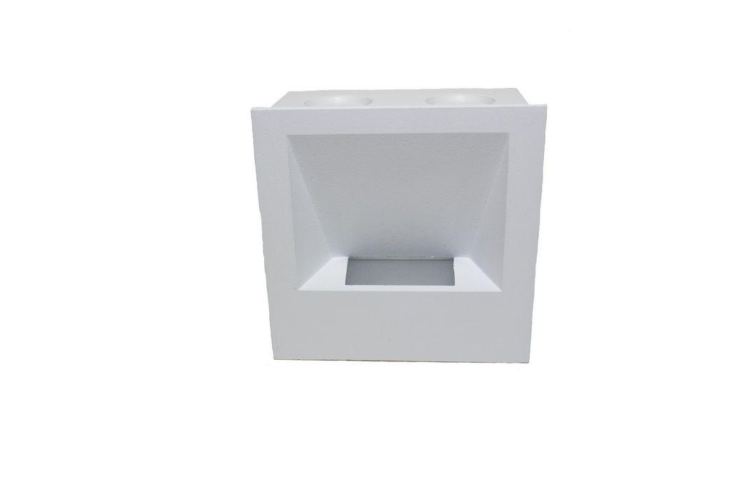 Balizador de Parede 2w LED - Para ambientes internos