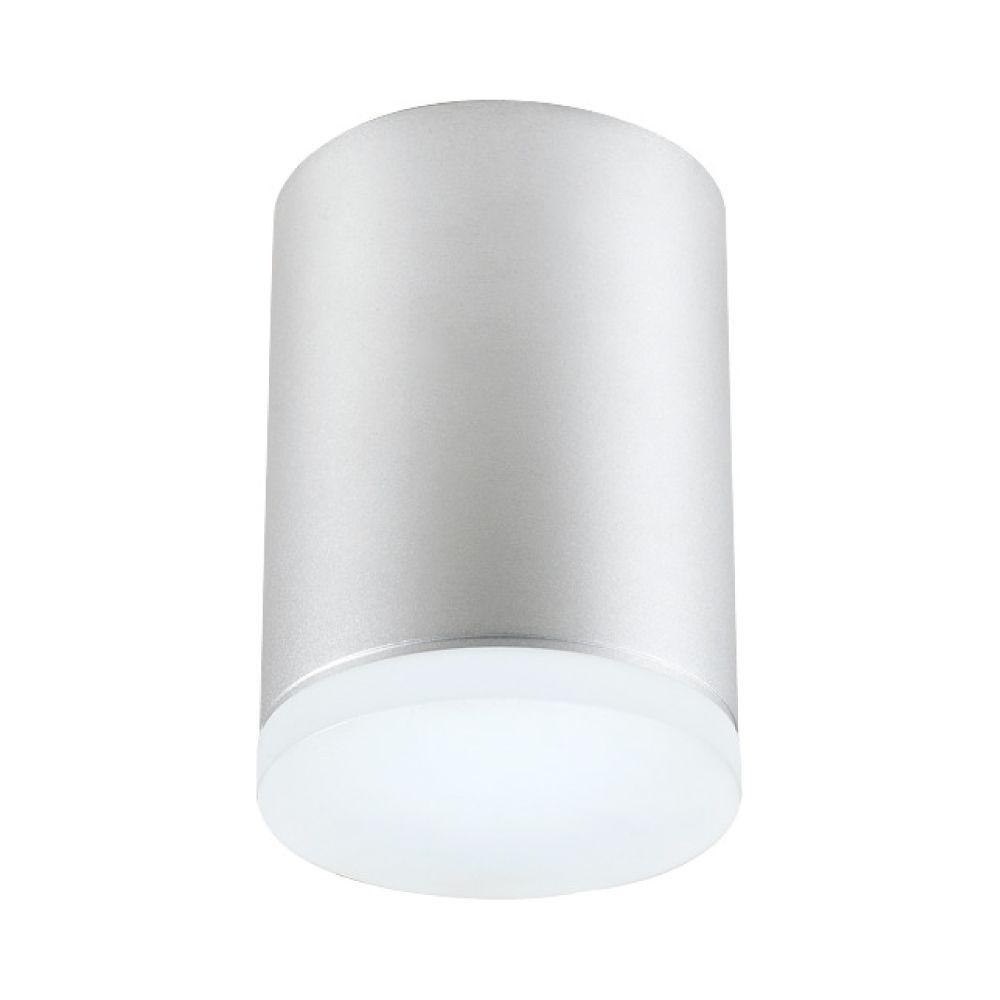 Luminária de Sobrepor Cromado Fosco 6w - 3000k (Luz Amarela)