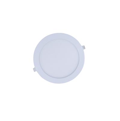 Painel de embutir  12w Redonda 6000k (Luz branca)