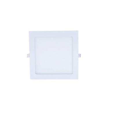 Painel de embutir Quadrado de 18w 6000k (Luz Branca)