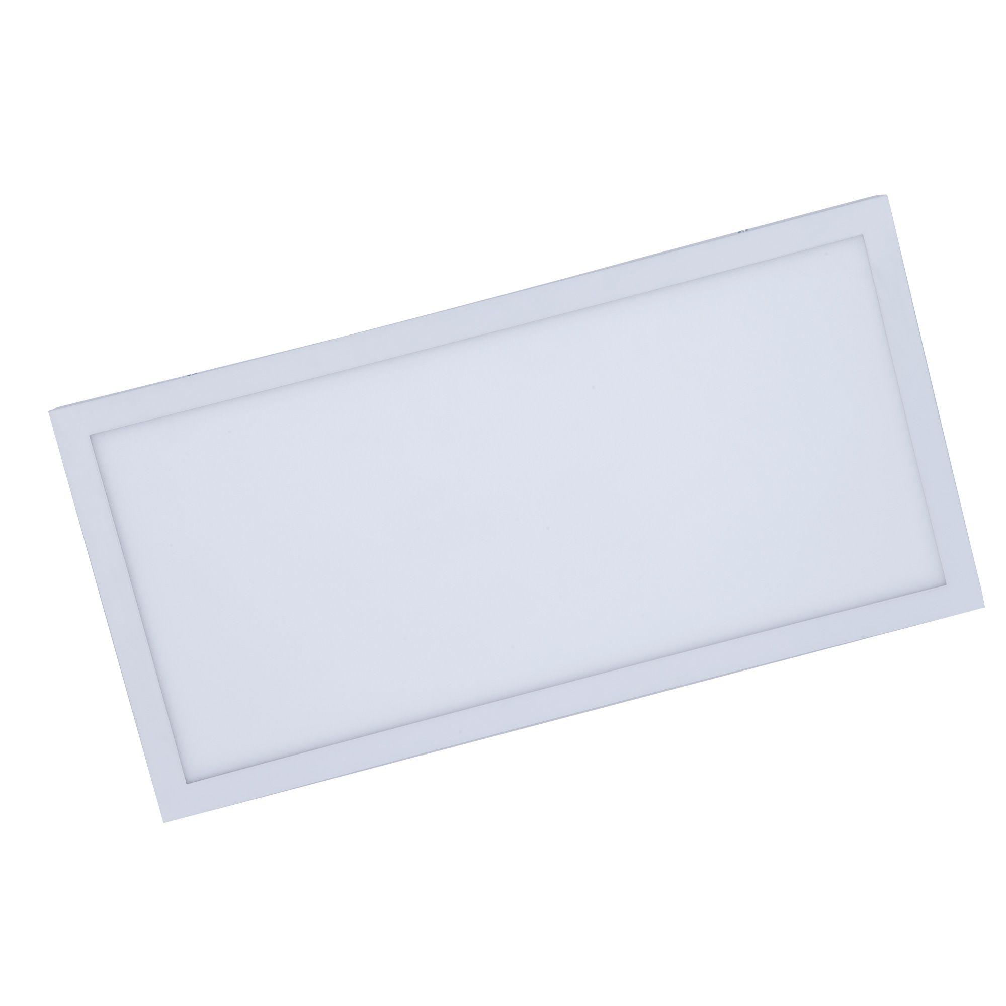 Painel de Sobrepor 30x60 cm 6000k (Branco Frio)