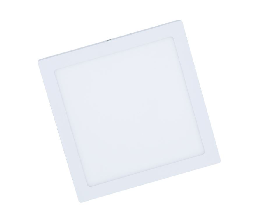 Painel de sobrepor  3w Quadrada 6000k (Luz branca)