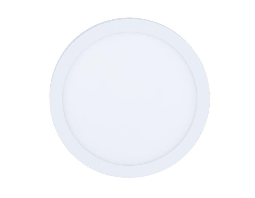 Painel de sobrepor  3w Redonda 6000k (Luz branca)