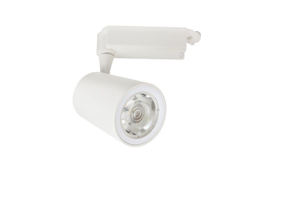 Spot de Trilho Branco 18w Branco Quente