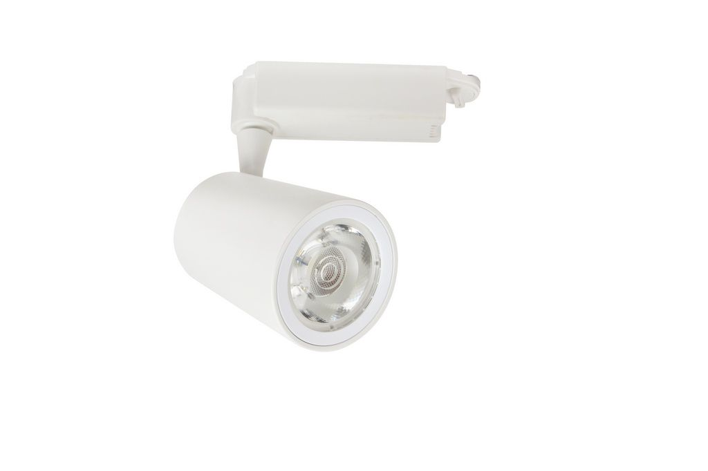 Spot de Trilho Branco 30w Branco Quente