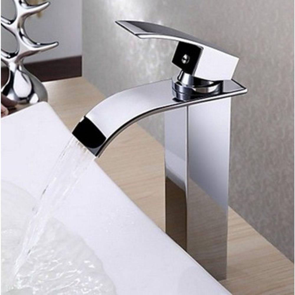 Torneira Banheiro Monocomando Lavabo Bica Alta Infinity :K