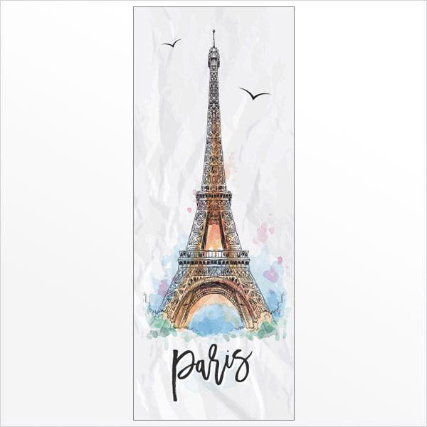 ADESIVO DE PORTA - PARIS 4