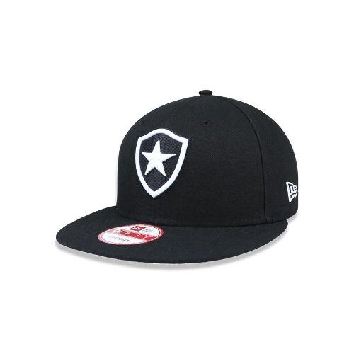 Boné New Era Botafogo 950 Preto