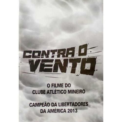 Dvd Contra O Vento - Clube Atlético Mineiro
