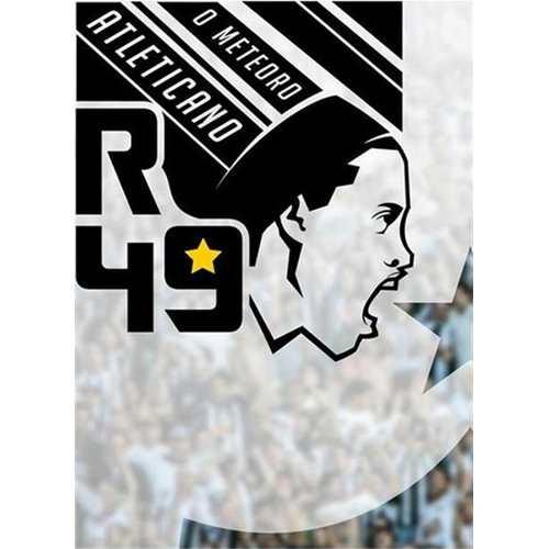 Dvd Ronaldinho Gaúcho R49 O Meteoro Atleticano