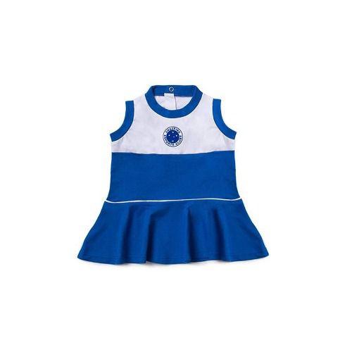 Vestido Bebê Cruzeiro Regata Oficial