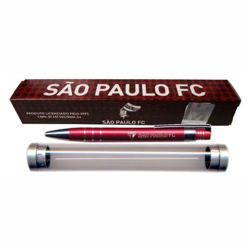 Caneta Social Com Tubinho - São Paulo
