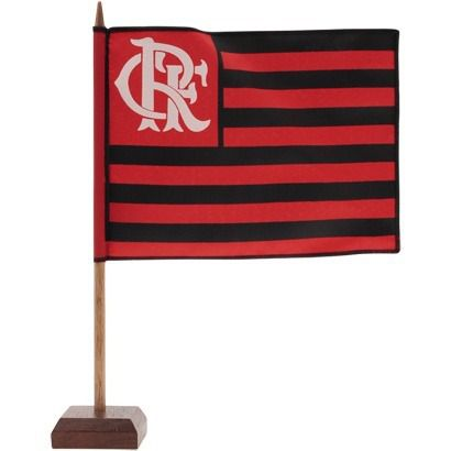 Bandeira De Mesa - Flamengo
