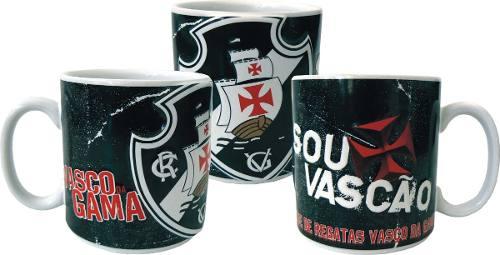 Caneca De Cerâmica - Vasco!