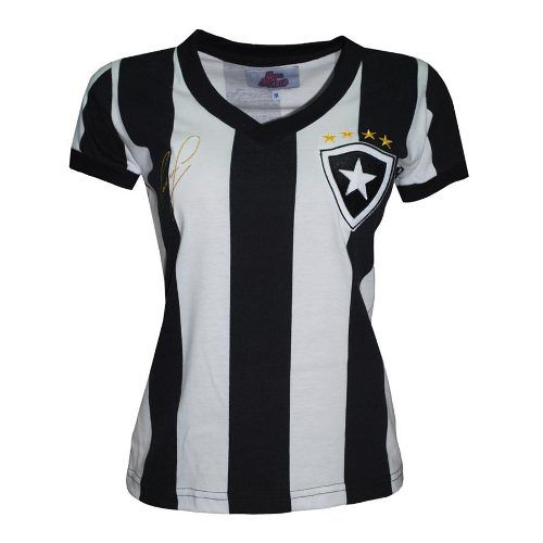 Camisa Retrô Botafogo 1989 Feminina