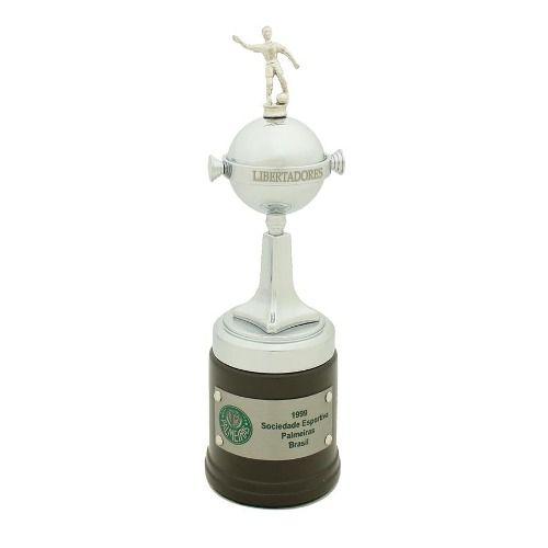 Réplica Oficial Taça Libertadores Palmeiras