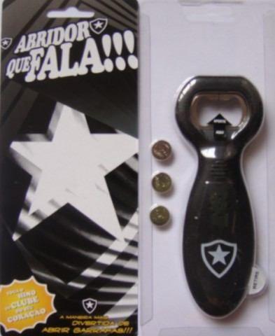 Abridor De Garrafas Musical - Botafogo