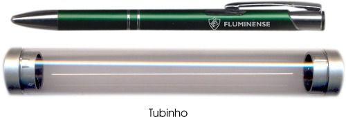 Caneta Social Com Tubinho - Fluminense