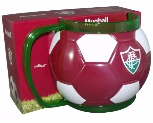 Caneca Bola Do Seu Time - Fluminense
