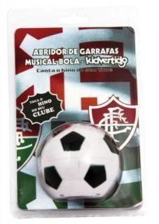 Abridor De Garrafas Musical - Formato Bola - Fluminense