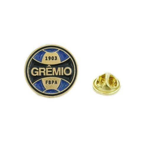 Boton Broche Pin Do Grêmio Produto Oficial