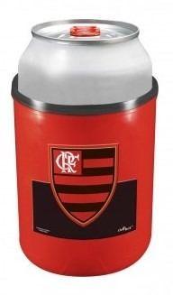 Porta Lata Ou Long Neck Do Seu Time! Flamengo