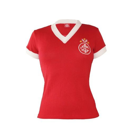 Camisa Feminina Retrô Internacional