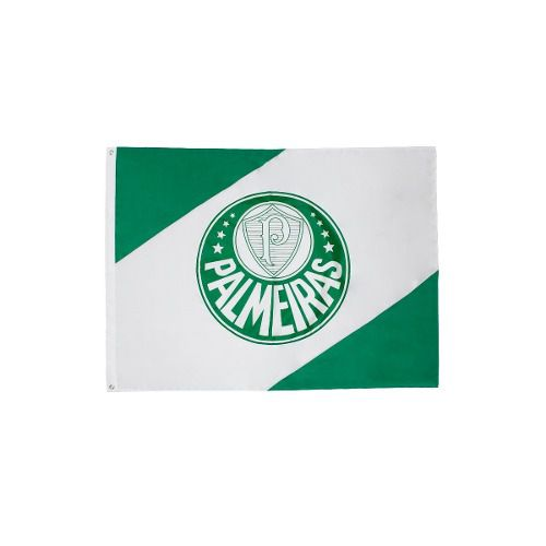 Bandeira Oficial - Tradicional 1,30 X 0,90 Cm. Palmeiras