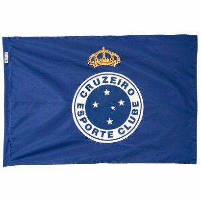 Bandeira Oficial - 3 Panos 1,92 X 1,35 Cm. Cruzeiro