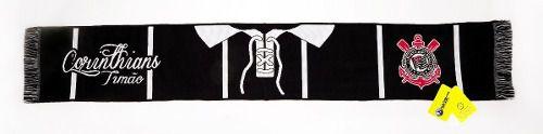 Cachecol Oficial Licenciado - Corinthians