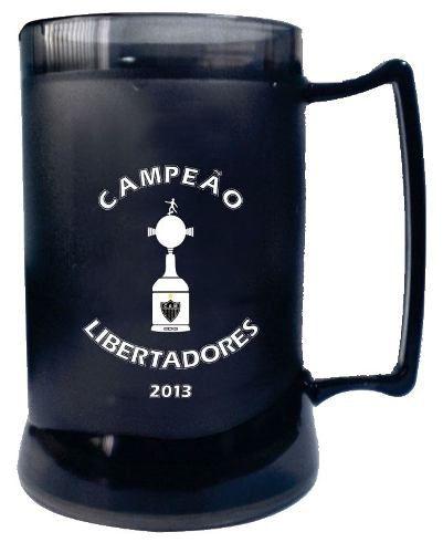 Caneca Chopp Gel - Atlético Mineiro - Libertadores 2013