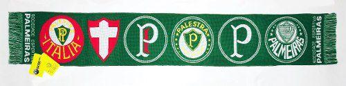 Cachecol Oficial Licenciado - Palmeiras