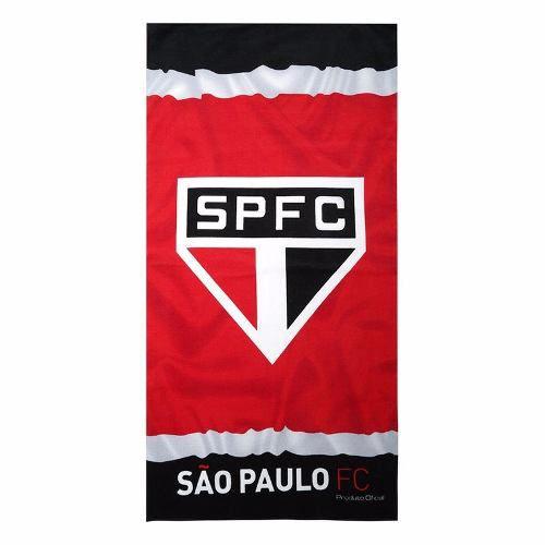 Toalha De Banho Veludo Estampado Reativo - São Paulo