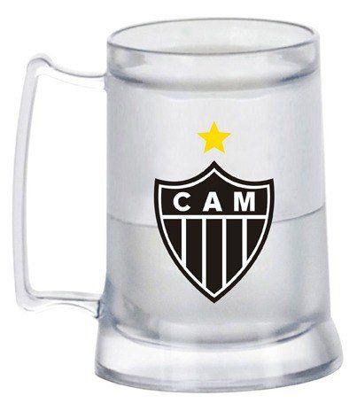 Caneca Chopp Gel - Atlético Mineiro
