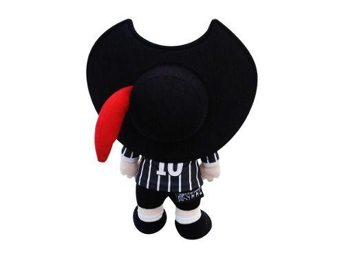 Mascote De Pelúcia Do Corinthians Oficial