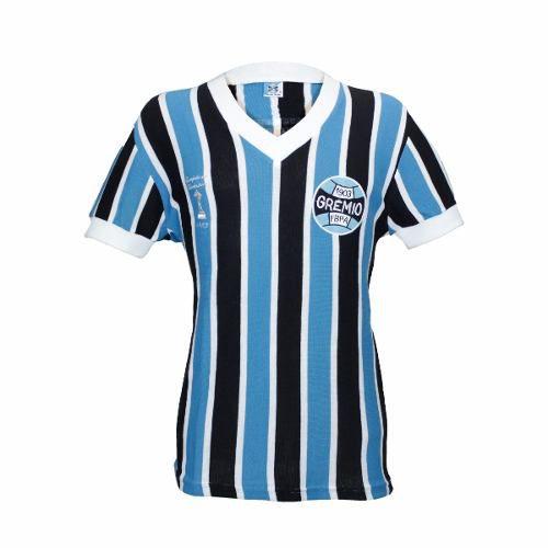 Camisa Masculina Retrô 1983 Grêmio