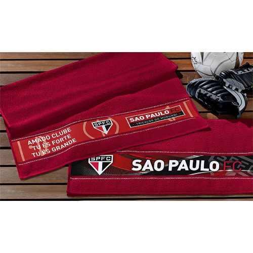 Toalha De Banho Transfer São Paulo