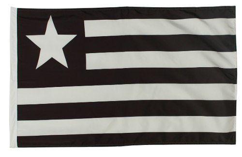 Bandeira Oficial - Torcedor 1,20 X 0,80 Cm. Botafogo