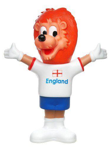 Mascote Seleção Inglaterra Oficial