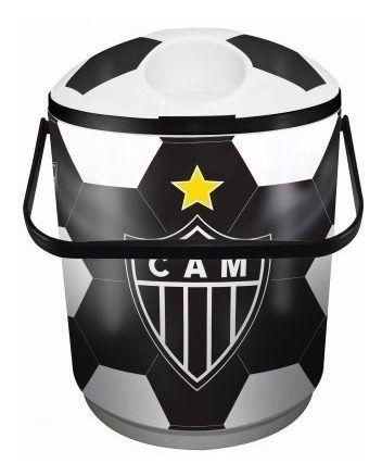 Coolerball Cooler Térmico 12 Latas Atlético Mg