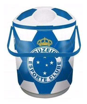 Coolerball Cooler Térmico 12 Latas Cruzeiro