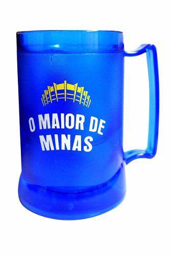 Caneca Chopp Gel - O Maior De Minas - Cruzeiro