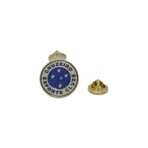 Boton Broche Pin do Cruzeiro Produto Oficial