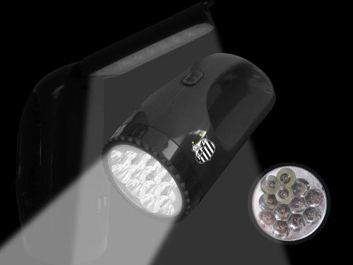 Lanterna Recarregável Santos
