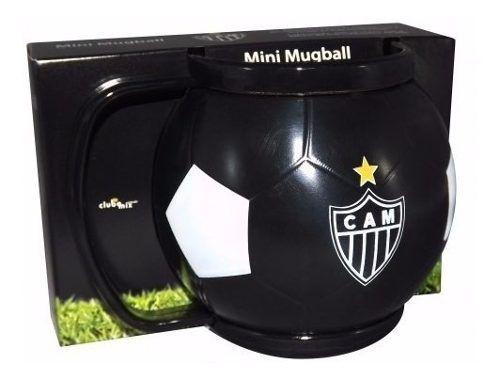 Mini Caneca Bola Do Seu Time - Atlético Mineiro - Galo