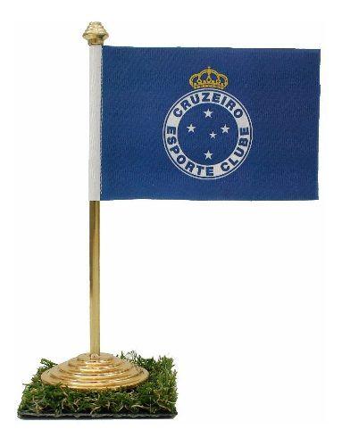 Bandeira De Mesa - Cruzeiro
